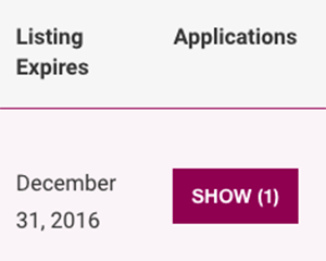 show-applications