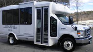Special Services Transportation Agency (SSTA)