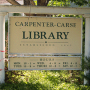 Carpenter-Carse Library