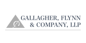 Client of Gallagher, Flynn & Co.