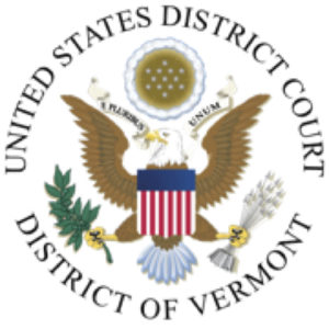 United States District Court - District of Vermont