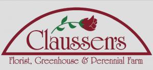Claussen's Florist, Greenhouse & Perennial Farm