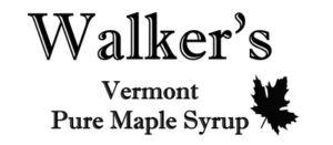 Walker's Vermont Maple Syrup
