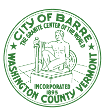 City of Barre, Vermont (pop. 9,052)